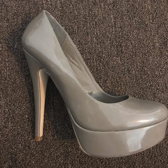 Aldo Shoes - Aldo patent platform pumps